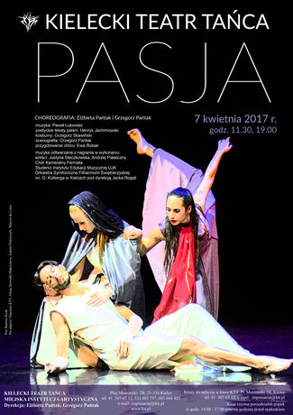 Kieleckie Centrum Kultury Taniec PASJA