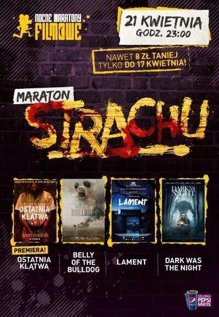 Helios Kino Maraton strachu