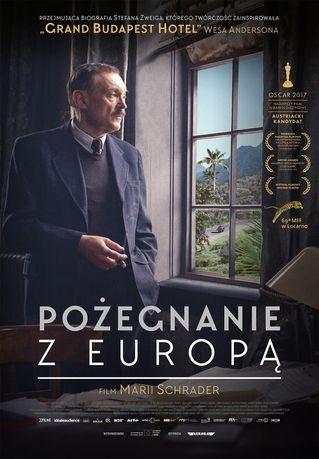 Kino Moskwa Kino Pożegnanie z Europą