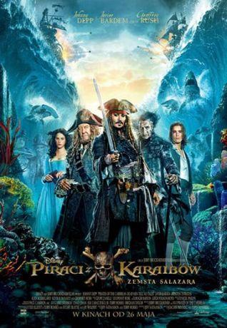 Helios Kino Piraci z Karaibów. Zemsta Salazara