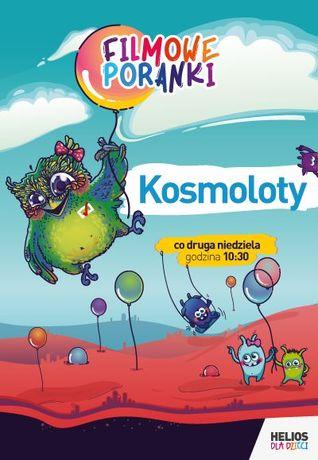 Helios Kino Filmowe Poranki - Kosmoloty