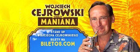 Kieleckie Centrum Kultury Turystyka i Podróże Maniana w Kielcach! Wojciech Cejrowski na żywo!