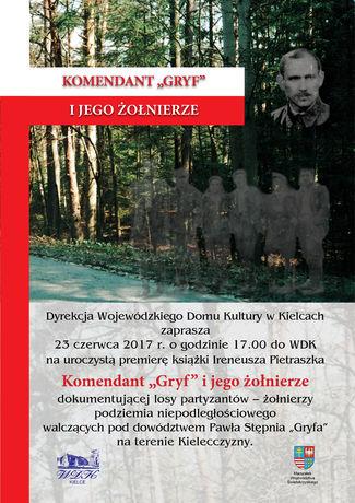 Wojewódzki Dom Kultury Świętokrzyskie Premiera książki