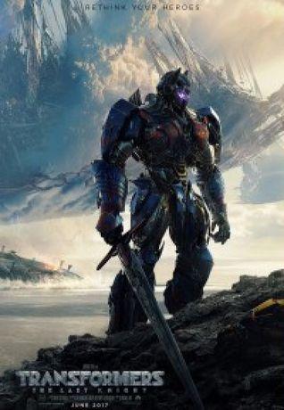 Helios Kino Transformers: Ostatni Rycerz
