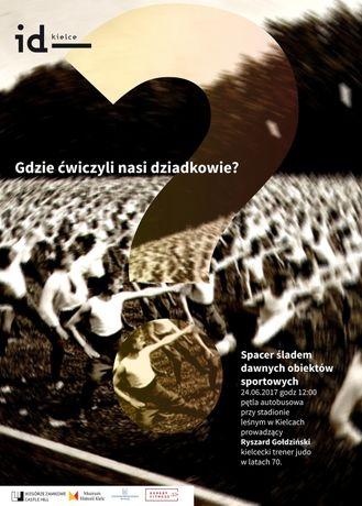 zobacz info Kielce Gdzie ćwiczyli nasi dziadkowie?