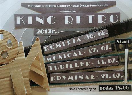Miejskie Centrum Kultury, Skarżysko-Kamienna Kino Kino Retro