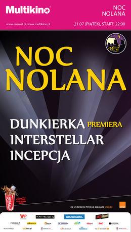 Multikino Kino ENEMEF: Noc Nolana z premierą Dunkierki