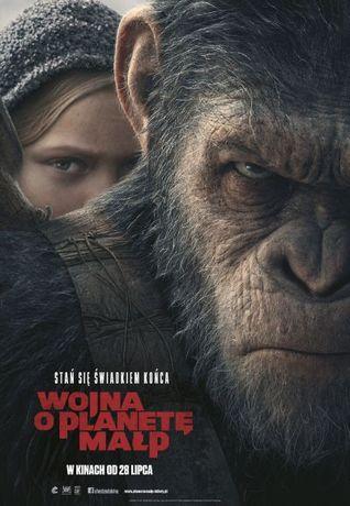 Helios Kino Wojna o planetę małp
