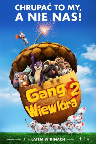 Kino Moskwa Kino Gang Wiewióra 2