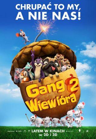 Helios Kino Gang Wiewióra 2 - przedpremiera