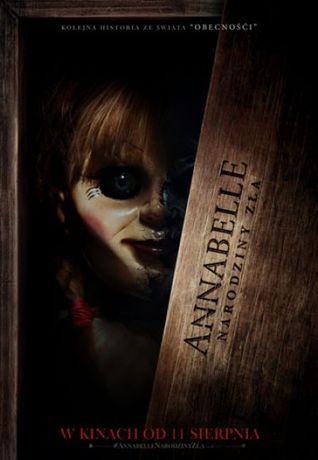 Helios Kino Annabelle: Narodziny zła