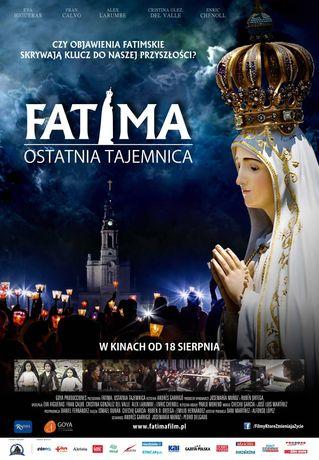 Kino Moskwa Kino Fatima. Ostatnia Tajemnica