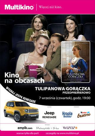 Multikino Kino KINO NA OBCASACH: TULIPANOWA GORĄCZKA