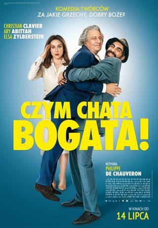 Kino Moskwa Kino Czym chata bogata!