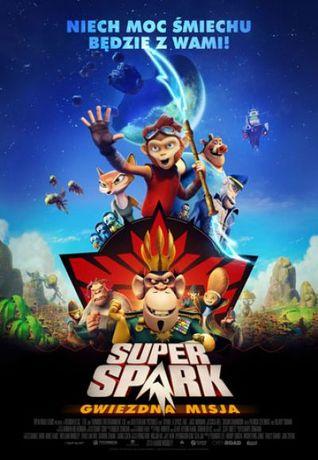 Helios Kino Super Spark: Gwiezdna misja