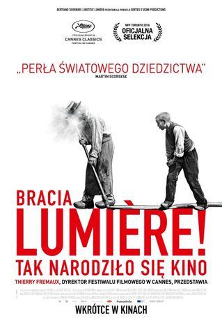 Kino Moskwa Kino Bracia Lumière