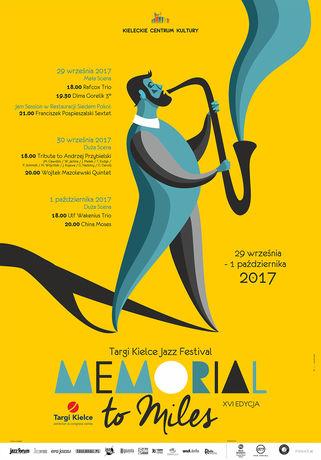 Kieleckie Centrum Kultury Muzyka Memorial To Miles 2017