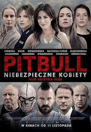 Helios Kino Pitbull. Niebezpieczne kobiety / Kultura Dostępna