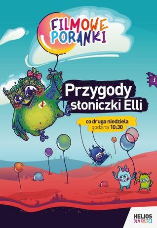 Helios Kino Filmowe Poranki - Przygody Słoniczki Elli