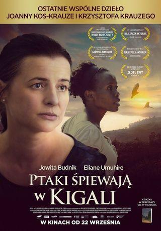 Kino Moskwa Kino Ptaki śpiewają w Kigali