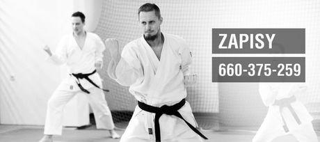 zobacz info Sport i Rekreacja Szkoła Karate Shotokan Samuraj