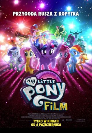 Helios Kino My Little Pony. Film
