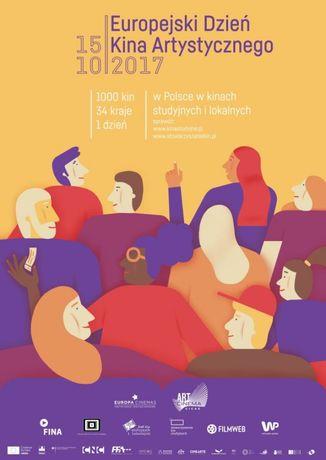 Kino Moskwa Kino Europejski Dzień Kina Artystycznego