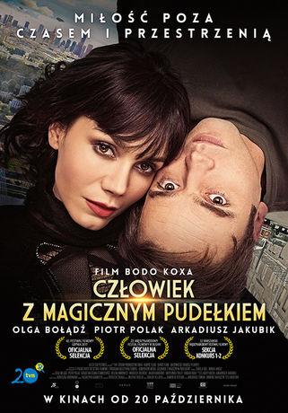 Kino Moskwa Kino Człowiek z magicznym pudełkiem