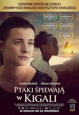 Helios Kino Ptaki śpiewają w Kigali / Kino Konesera