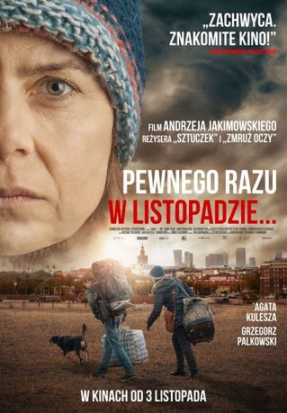 Kino Moskwa Kino Pewnego razu w listopadzie