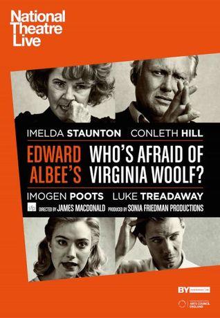 Helios Teatr Kto się boi Wirginii Wolf? / Helios na scenie