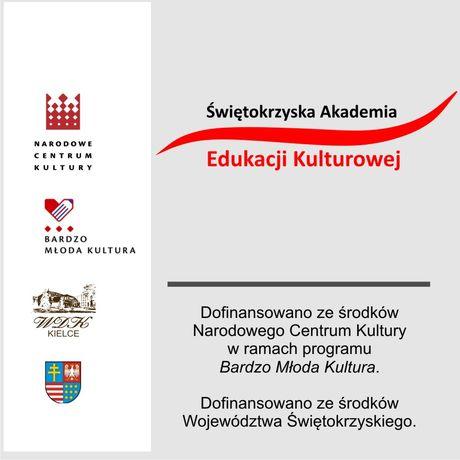 Wojewódzki Dom Kultury Kultura Projekt ŚAEK - konferencja podsumowująca tegoroczną edycję