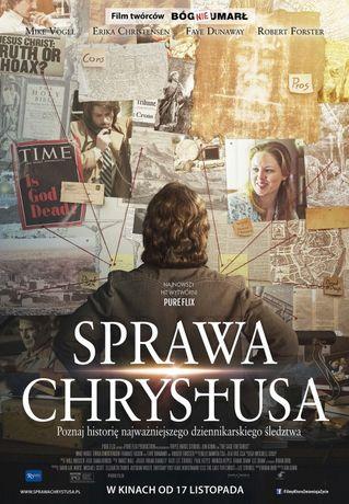 Kino Moskwa Kino Sprawa Chrystusa