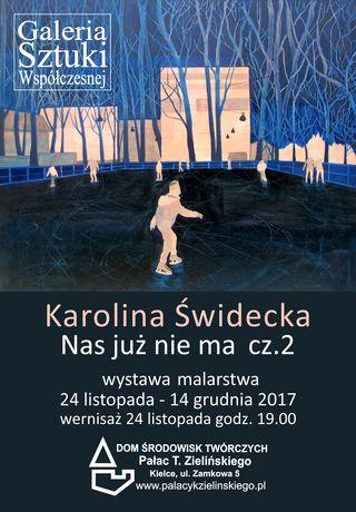 DŚT - Pałac T. Zielińskiego Sztuki plastyczne Karolina Świdecka