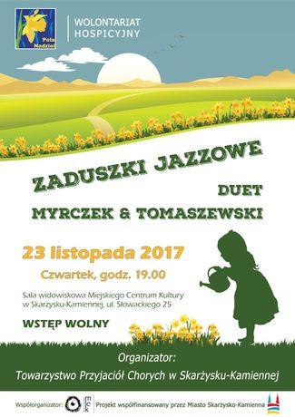 Miejskie Centrum Kultury, Skarżysko-Kamienna Muzyka Skarżyskie Zaduszki Jazzowe
