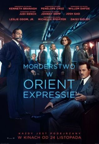 Helios Kino Morderstwo w Orient Expressie