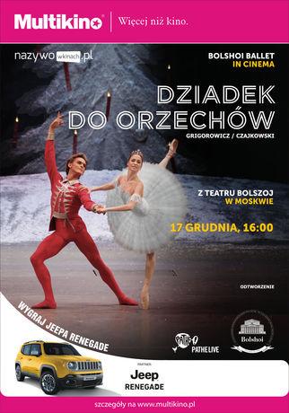 Multikino Kino Balet Bolszoj: Dziadek do orzechów