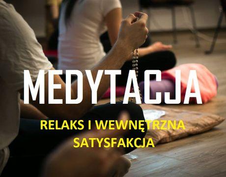 Kielce Medytacja - relaks i wewnętrzna satysfakcja