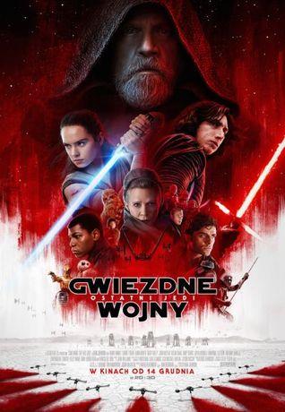 Helios Kino Gwiezdne wojny: Ostatni Jedi