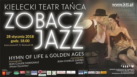 Kielecki Teatr Tańca Taniec Zobacz Jazz