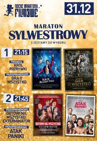 Helios Kino Maraton Sylwestrowy