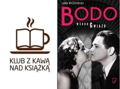 Choco Obsession Literatura Klub z Kawą nad Książką - Bodo wśród gwiazd