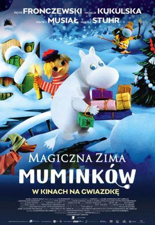 Helios Kino Magiczna zima Muminków