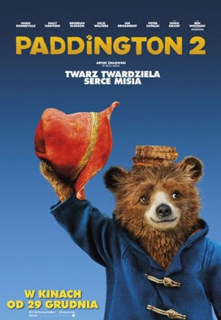Helios Kino Paddington 2 - przedpremiera