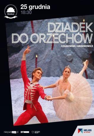 Helios Kino Dziadek do orzechów - helios na scenie