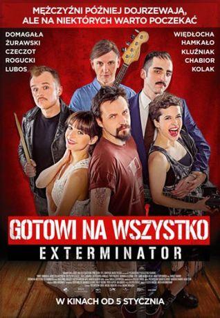 Kino Moskwa Kino Gotowi na wszystko. Exterminator