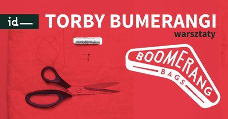 Institute of Design Kielce Cywilizacja ''Torby Bumerangi'' - warsztaty dla dorosłych