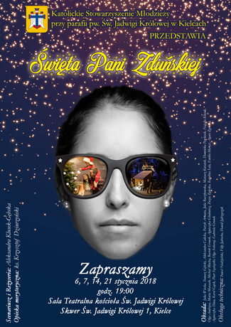 Kościół św. Jadwigi Teatr Spektakl: