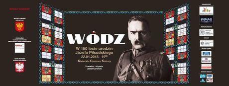 Kieleckie Centrum Kultury Teatr Wódz  -  spektakl  o Marszałku  Piłsudskim