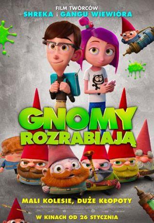 Kino Moskwa Kino Gnomy rozrabiają